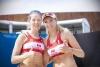 Борьбу за награды чемпионата Европы продолжит лишь одна российская женская пара