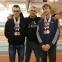 Четыре медали калужских легкоатлетов в Новочебоксарске!