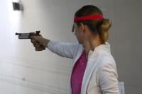 Тутова стала пятой на престижных соревнованиях в Подмосковье