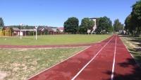 В Боровском районе открыли ещё одну современную спортивную  площадку