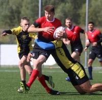 Калуга принимала чемпионат ЦФО по регби-7