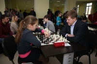 Рождественский турнир прошел в Калуге