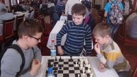 """На """"7 небе"""" играли в быстрые шахматы"""