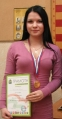 Софья Орлова победила в Нижнем Новгороде!