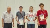 Турнир выиграла мастер ФИДЕ
