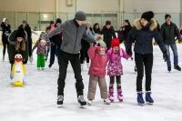 Декада спорта и здоровья стартовала 2 января в калужском «Космосе»