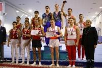 «Золотая чайка» и Кубок губернатора собрали в Обнинске юных гимнастов семи стран мира