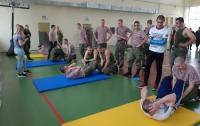 Готовы к труду и обороне в военной части Калужской области