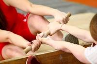 Чемпионат области по мас-рестлингу прошёл в «Вымпеле»