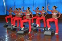В наукограде прошёл чемпионат области по фитнес-аэробике