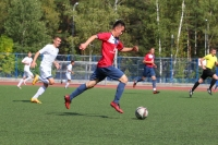 Сыграны матчи 16 тура чемпионата области