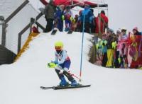 167 юных горнолыжников соревновались в Квани!