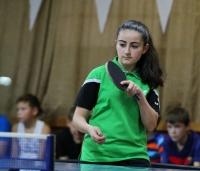 В Калуге выявили лидеров в пинг-понге