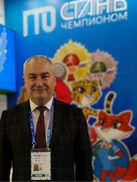 Первая встреча с новым министром спорта Калужской области