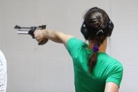 «Юные стрелки» соревновались в Калуге