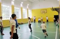 Volvo Group Россия завершила ремонт спортивного зала в Азаровском детском доме Калуги