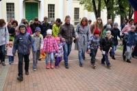 День ходьбы в Калуге собрал около 500 человек