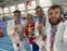Четыре медали калужских каратистов в Санкт-Петербурге!