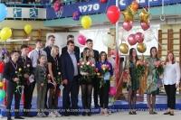 СШОР «Юность» отметила 49-й день рождения
