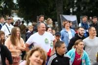 В юбилейном Дне физкультурника приняли участие 7500 калужан!