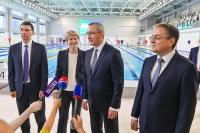 Дворец для будущих олимпийских чемпионов – открыт!