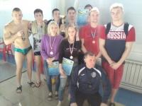 Победили пловцы КГУ