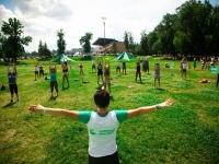 """""""Зелёный фитнес"""" - систематические занятия физкультурой с пользой"""