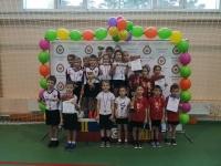 Детсадовцы состязались в Барятине