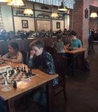 В «Gaspari Bray» прошел 6 этап шахматного фестиваля