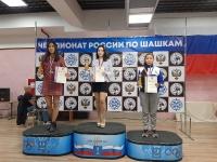 Триумф региональной сборной на чемпионате и первенстве России!