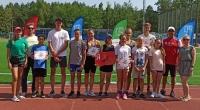 Четыре путевки в МДЦ «Артек» вручены на фестивале ГТО среди школьников Калужской области