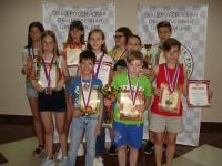 Калужские шашисты завоевали два «золота» и две «бронзы» в Лоо