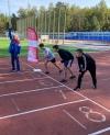 Студенты первого курса Калужского филиала института ВГУЮ (РПА Минюста России) выполнили нормативы комплекса ГТО