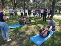 Спортивная жизнь Управления Росгвардии по Калужской области тесно связана с ВФСК «Готов к труду и обороне»