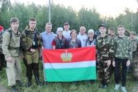 Калужане приняли участие в белорусской «Тропе мужества»