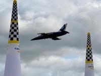Воздушный слалом на предельных скоростях продемонстрировали над аэродромом «Орешково»