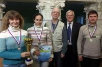 100 шахматистов разыграли медали Спартакиады