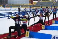 Лучники на лыжах состязались в Башкирии