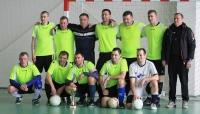 Обладателями Кубка стали футболисты Дзержинского района