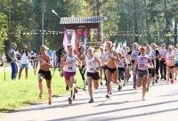 Осенний кросс собрал 230 бегунов
