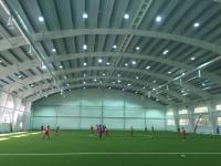 Футбольный манеж в Калуге будет построен в срок!