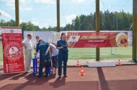 Фестиваль ГТО в рамках IV Международных соревнований «Школа безопасности»