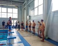 Титулованный пловец провел мастер - класс для участников комплекса ГТО