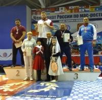 Калужские мас-рестлеры завоевали путёвки на чемпионаты Европы и мира