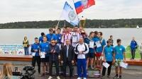 «Бауманцы» победили в первой «Калужской регате»