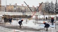 В Калуге строительство Дворца спорта не будет приостановлено и в новогодние каникулы