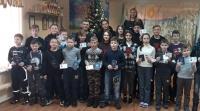 Награждение в спортивной школе «Вымпел»