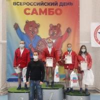 Во Всероссийском Дне самбо в Калуге приняли участие 100 борцов!