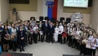 В горуправе Калуги чествовали лучших спортсменов 2017 года