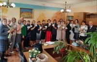 Более 30 педагогам вручили знаки отличия ГТО в день учителя